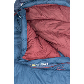 Marmot Fulcrum Eco 15 Sleeping Bag regular vintage navy/dark indigo